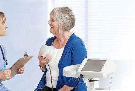 Une technologie de pointe à l'Hôpital Pierre-Boucher pour traiter les infections pulmonaires
