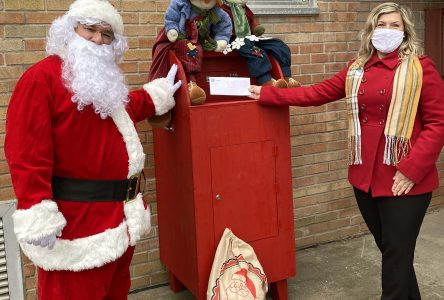 Un lien direct avec le père Noël pour les enfants de Contrecœur