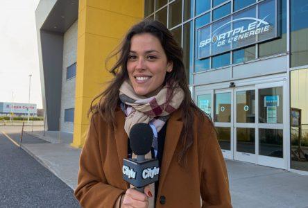Samsara Rainville, la Varennoise qui informe les Montréalais