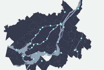Des stations sur le Saint-Laurent pour évaluer les risques d'inondation