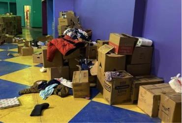 Vol à l'entrepôt de la Grande guignolée : les dons affluent de nouveau