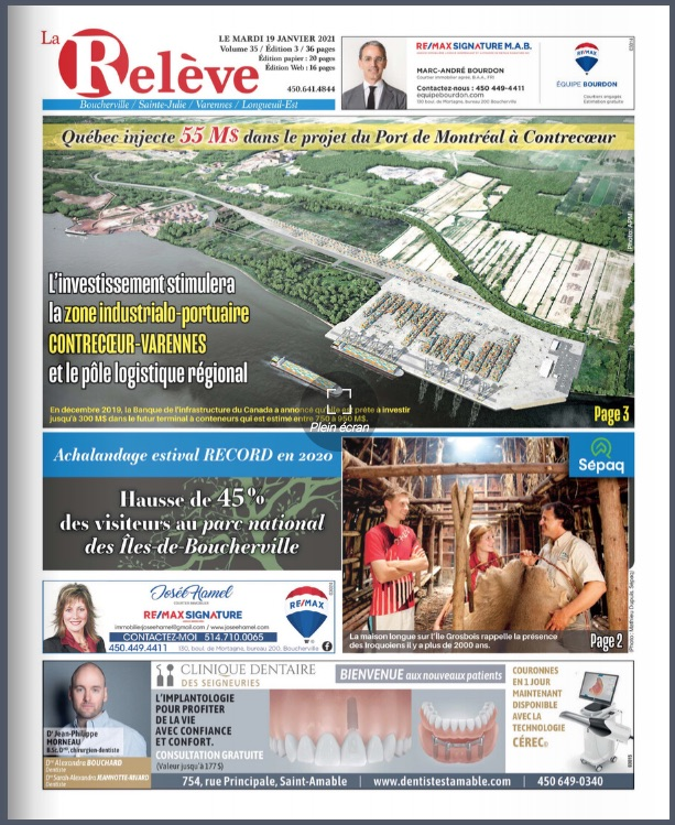 Boucherville - 19 janvier 2021