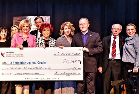 La Grande soirée de la Fondation Jeanne-Crevier est reportée