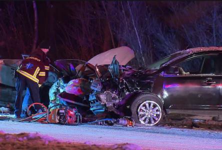 Une augmentation de 25 % des collisions mortelles en Montérégie selon le bilan 2020 de la Sûreté du Québec