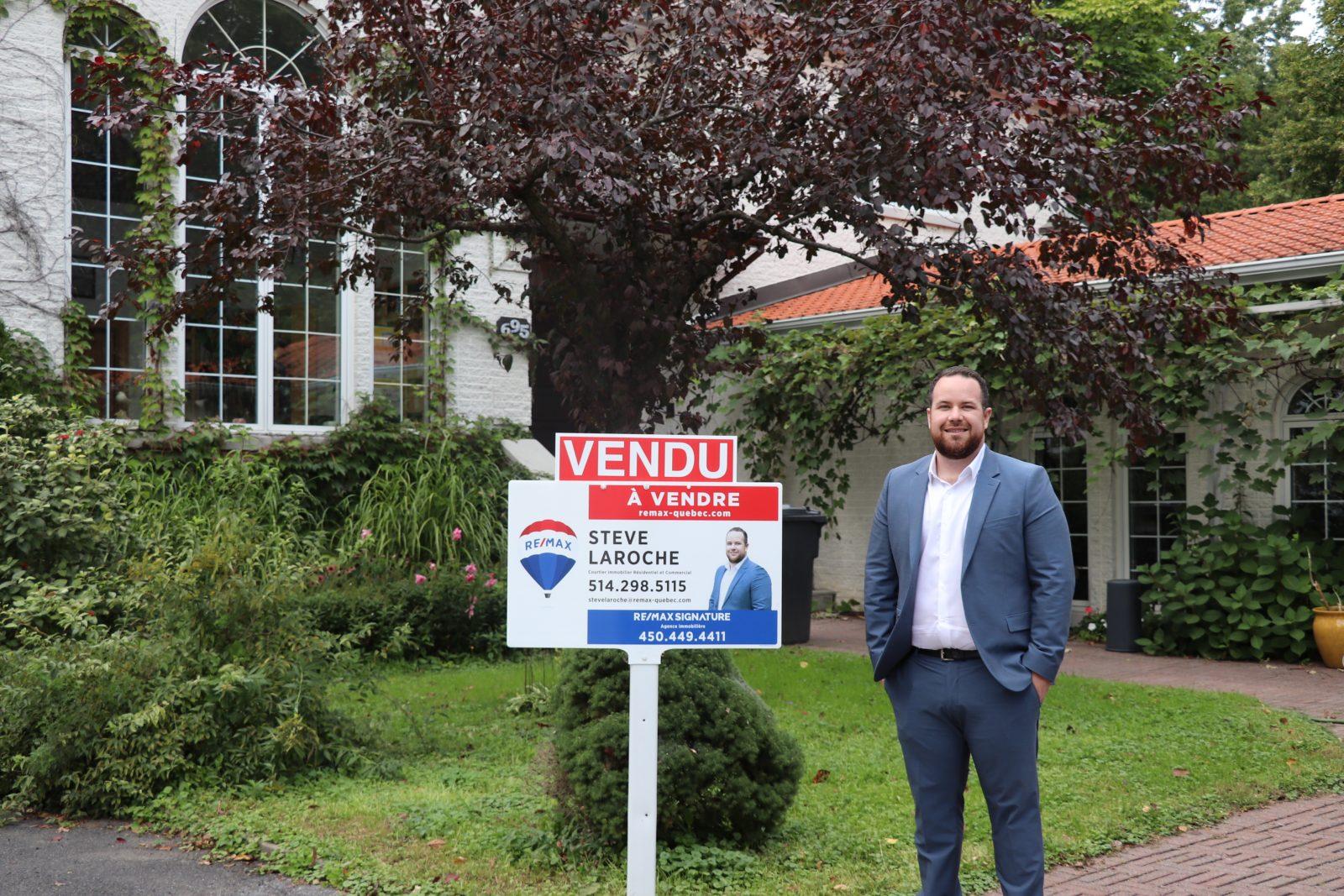 Plus de la moitié des ventes de maisons à Boucherville en haut de 500 000 $