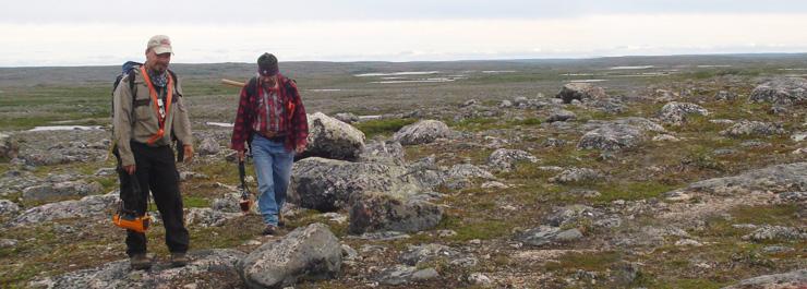 Une minière de Longueuil explore le territoire de la Baie-James