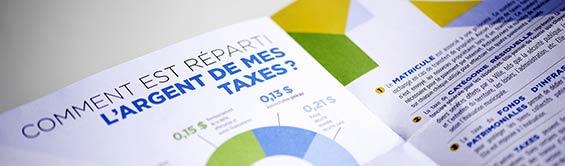 COVID-19 – Un taux d'intérêt à 0 % pour le prochain compte de taxes à Sainte-Julie