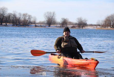 Kayak de janvier!