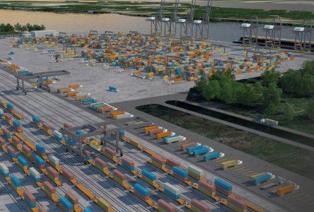 Québec injecte 55 M$ dans le projet du Port de Montréal à Contrecœur