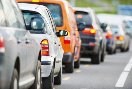 Le parc automobile de Boucherville a augmenté de près de 30 % depuis 20 ans