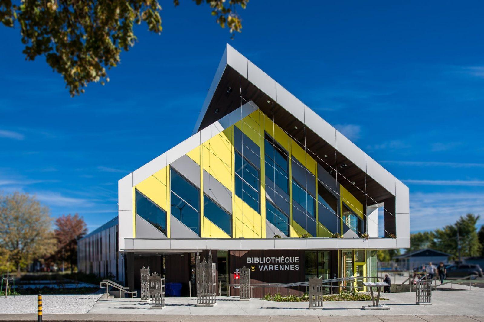 Réouverture de la bibliothèque de Varennes au public