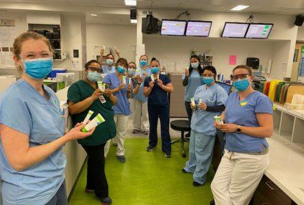 Cutimed offre 10 000 crèmes hydratantes au personnel soignant