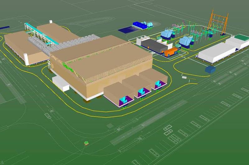Un projet de 200 M$: une des plus grandes usines d'hydrogène vert verra le jour à Varennes