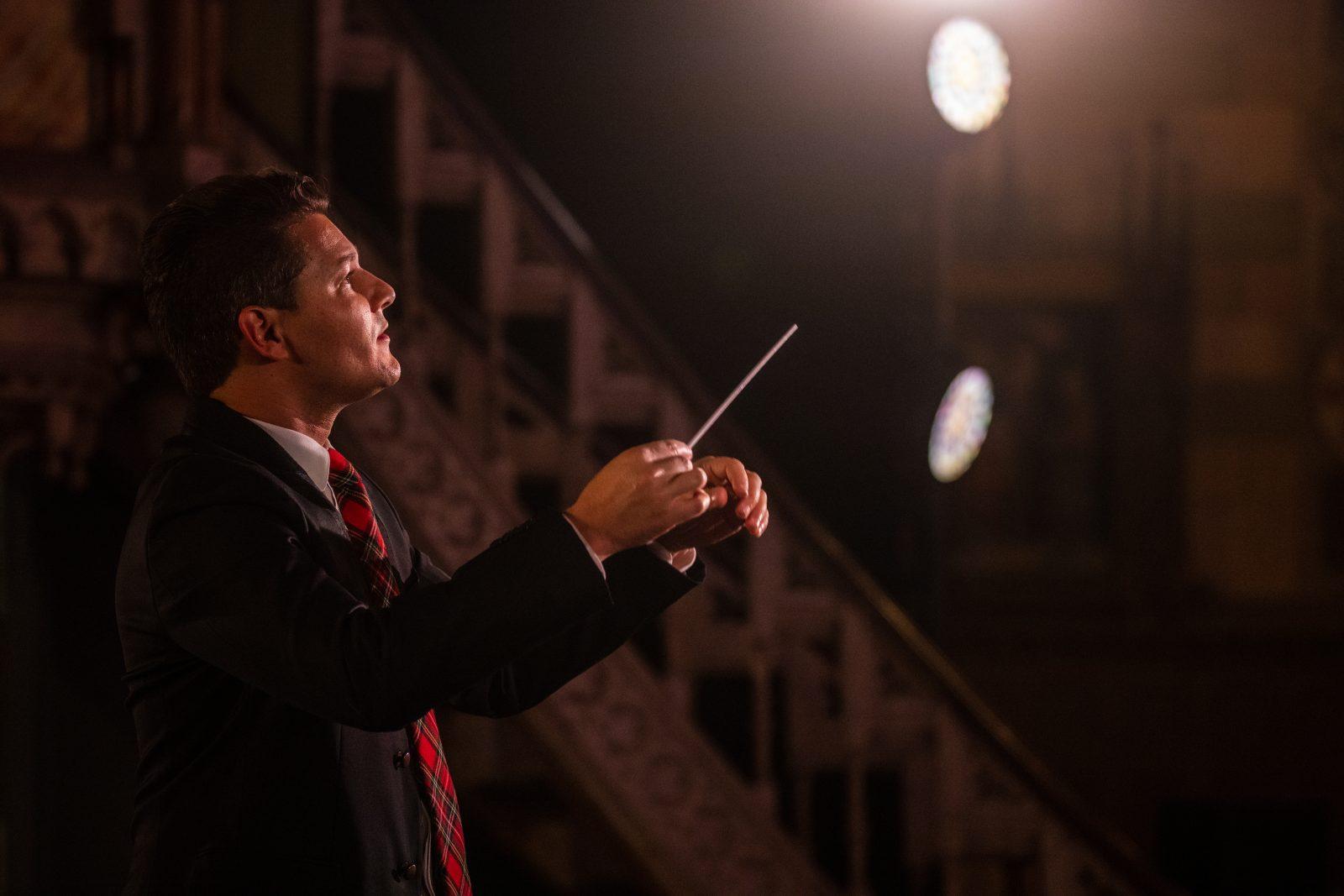 Un prolongement de contrat de cinq ans pour le chef de l'Orchestre symphonique de Longueuil