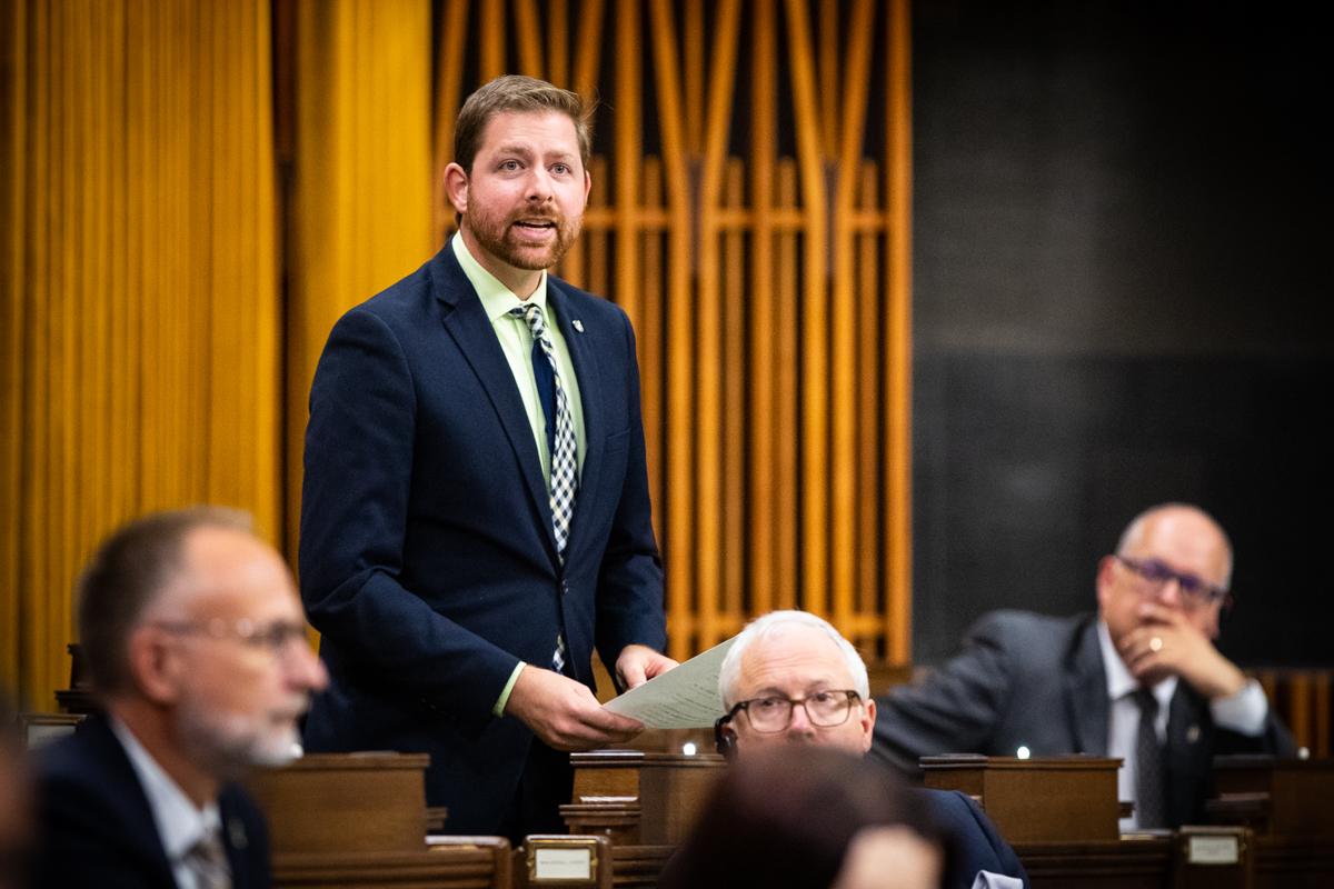 Partage des revenus médiatiques : Xavier Barsalou-Duval compte maintenir la pression malgré le rejet de la motion du Bloc québécois au parlement