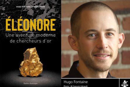 Hugo Fontaine: un Amablien sur la trace des chercheurs d'or