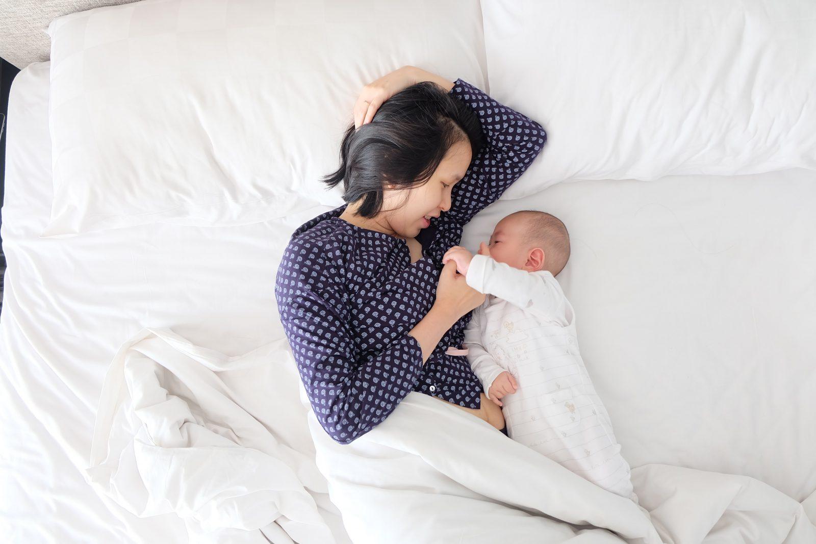 Le Parcours bleu: une série d'ateliers pour contrer le baby blues