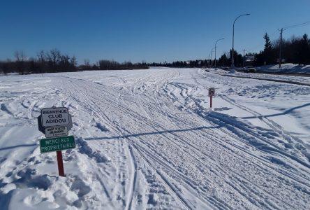 La route provinciale de la motoneige passe aussi par Boucherville