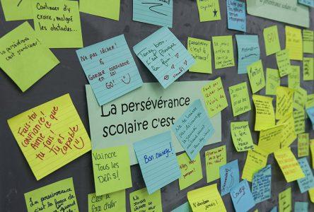 Journées de la persévérance scolaire 2021: tous ensemble pour nos jeunes!