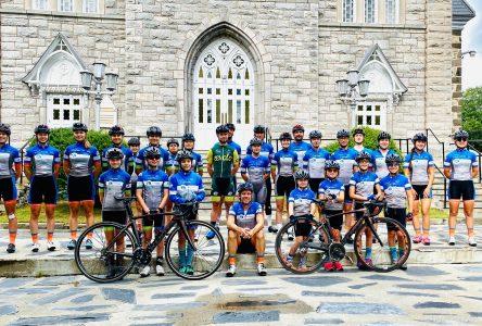 Le club cycliste les Dynamiks recrute