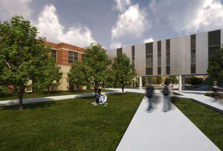 Début en avril des travaux d'agrandissement de l'école secondaire le Carrefour à Varennes