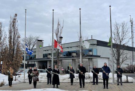 La Ville de Sainte-Julie souligne la Journée de commémoration nationale en mémoire des victimes de la COVID‑19
