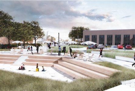Place François-de-Sales-Gervais à Contrecœur: Un contrat de près de 2,5 M$ pour une entreprise de Varennes