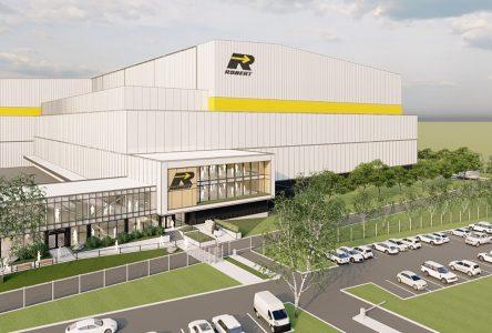 Le Groupe Robert investit 150 M$ dans un nouveau centre de distribution à Varennes