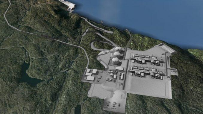 Rapport du BAPE pour le projet d'usine de liquéfaction de gaz fossile