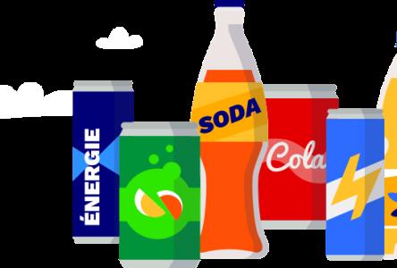 Une occasion ratée d'instaurer une taxe sur les boissons sucrées dédiée à la prévention