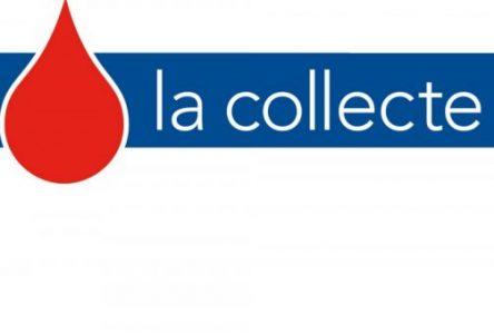 Collecte de sang de Varennes le 30 mars