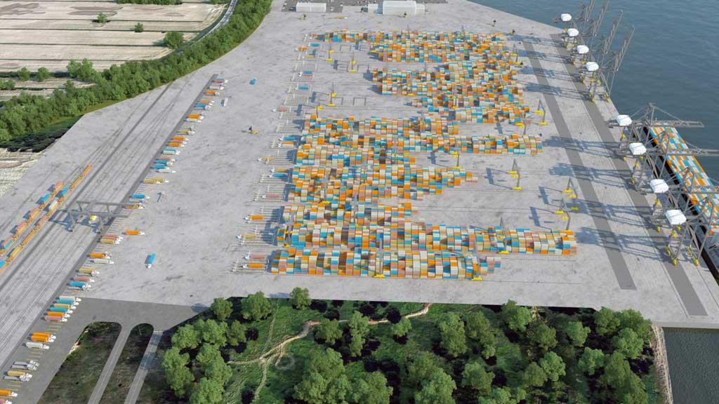 Le projet d'agrandissement du terminal portuaire de Contrecoeur peut aller de l'avant