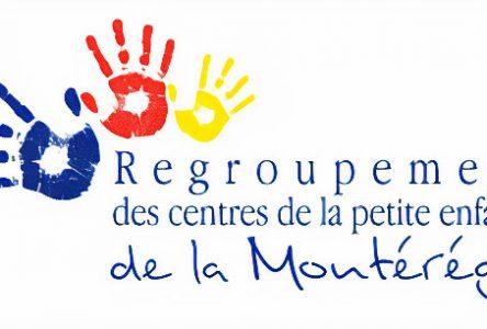 Un an de résilience pour les centres de la petite enfance de la Montérégie