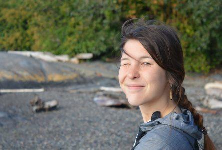 Jour de la Terre: «L'environnement n'était pas un choix, c'est une passion» -Laurie-Anne Dansereau
