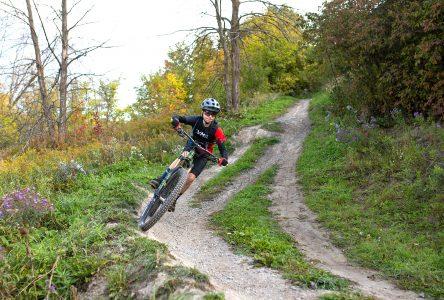 La Ville de Sainte-Julie annonce l'ouverture de sa piste de vélo de montagne