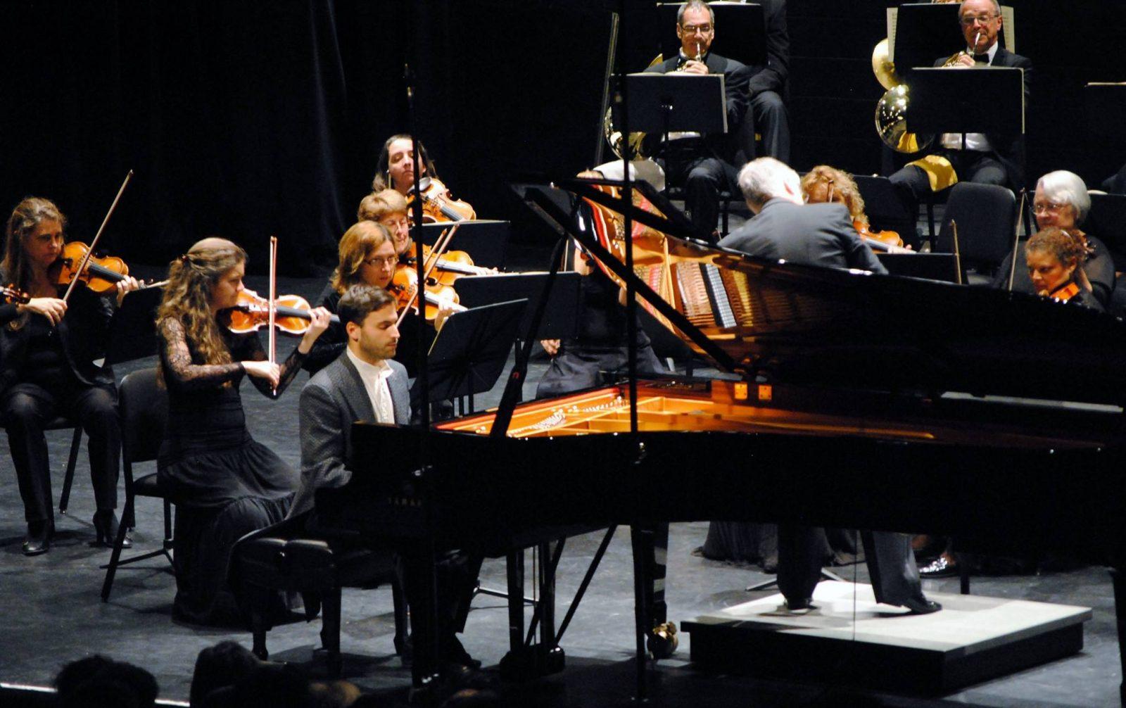 Jean-Philippe Sylvestre tête d'affiche de Tout Mozart avec l'Orchestre classique de Montréal