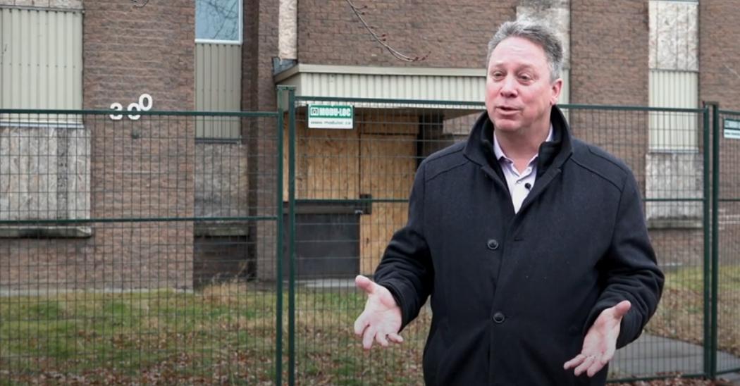 Stéphane Williams et la CMM veulent des actions pour atténuer la crise du logement social