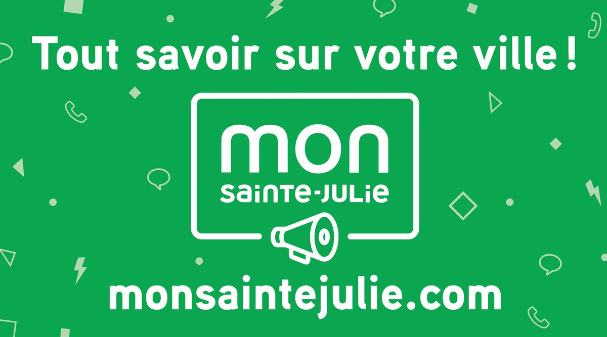 Sainte-Julie modifie son numéro de téléphone lié au système d'alerte Mon Sainte-Julie