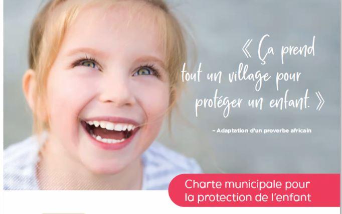 Sainte-Julie adopte la Charte municipale pour la protection de l'enfant