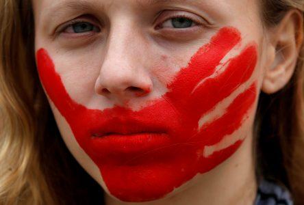 La Ville de Sainte-Julie, la Régie de police Richelieu–Saint-Laurent et le Centre de femmes Entre Ailes s'unissent contre les féminicides