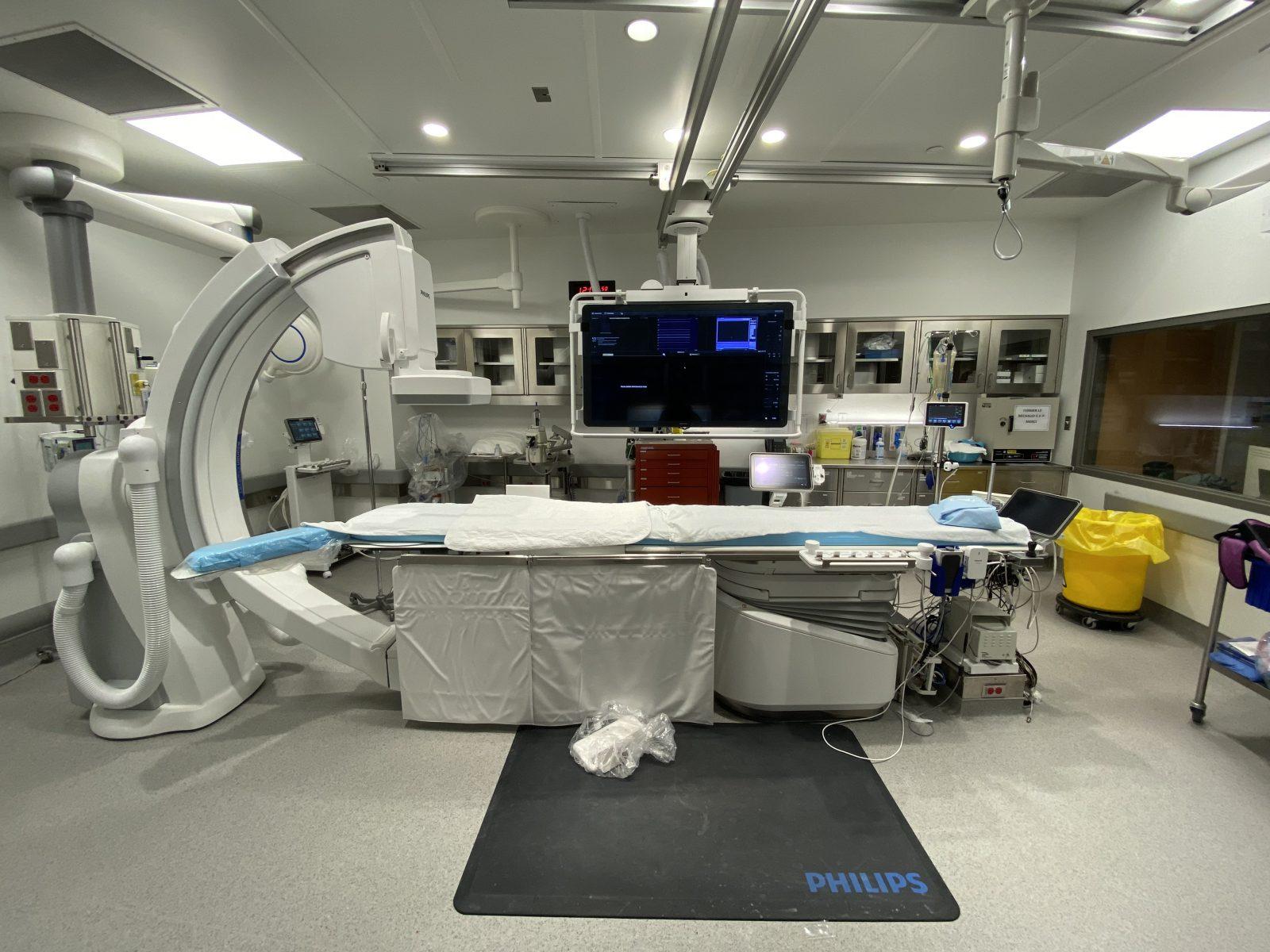 Nouvelle salle en hémodynamie à l'Hôpital Pierre-Boucher:  2 millions $ pour répondre encore mieux aux besoins de la population