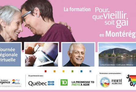 L'inclusion de la diversité sexuelle dans les milieux aînés de la Montérégie, un enjeu crucial