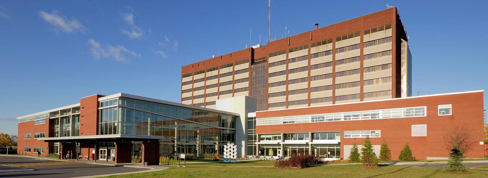 Forte augmentation des hospitalisations en Montérégie