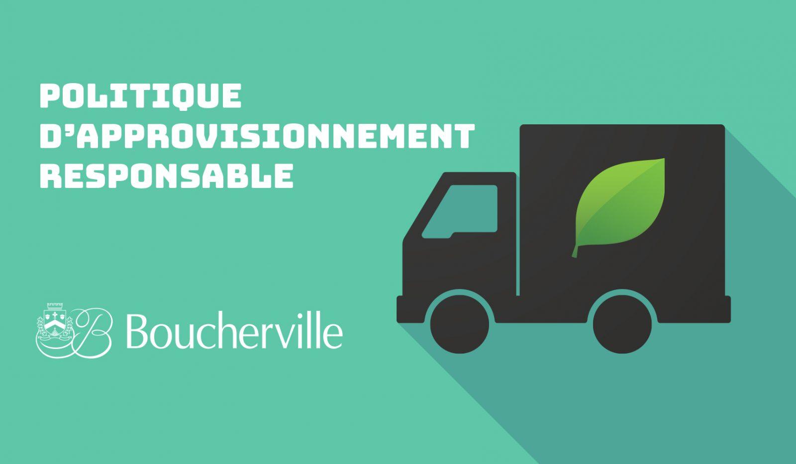 Politique d'approvisionnement responsable : la Ville de Boucherville encourage l'achat local