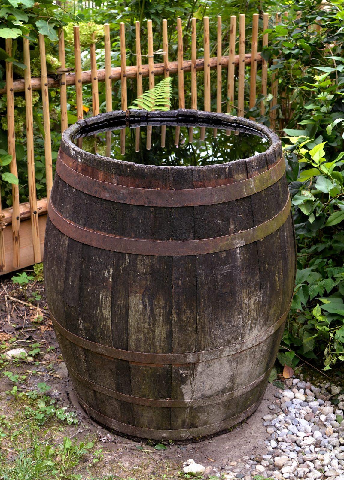Contrecœur encourage la récupération d'eau de pluie grâce à une nouvelle subvention