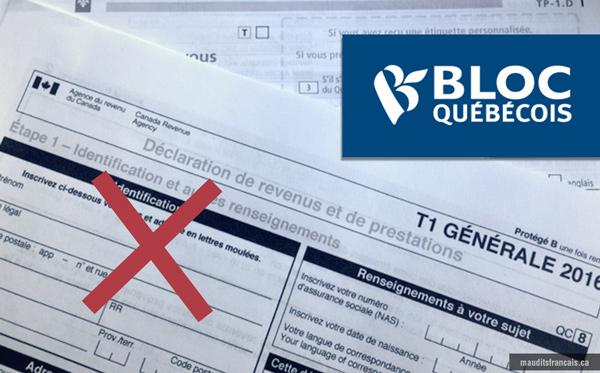 Rapport d'impôt unique : un Non de la Chambre des communes