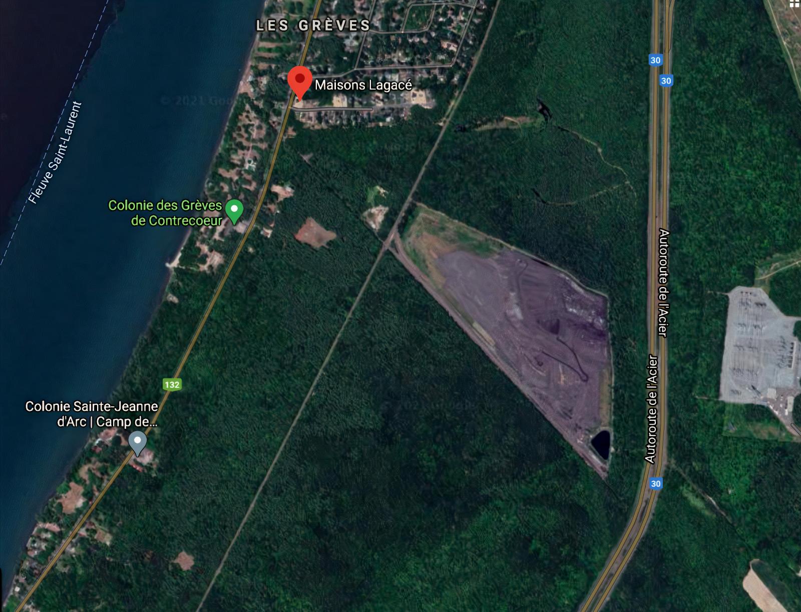 Rio Tinto Fer et Titane achète un terrain de la Colonie des Grèves