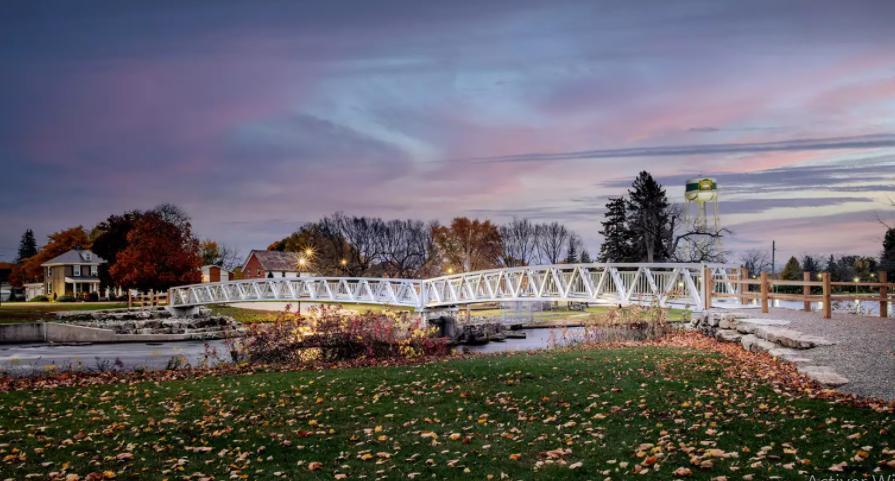 Les ponts de Boucherville traversent aussi les océans!