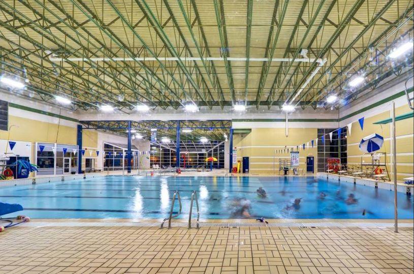 Complexe aquatique de Varennes : nouvelle adresse, nouveau stationnement et nouvelle porte d'entrée