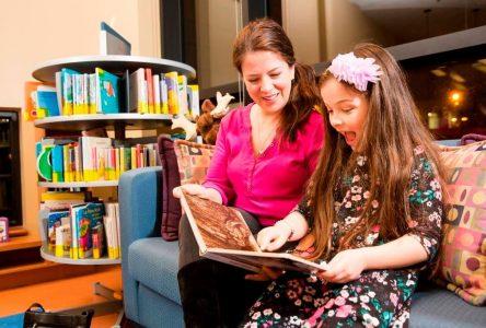 Lancement régional du programme Raconte-moi 1001 histoires – Chaque livre fait grandir un enfant!